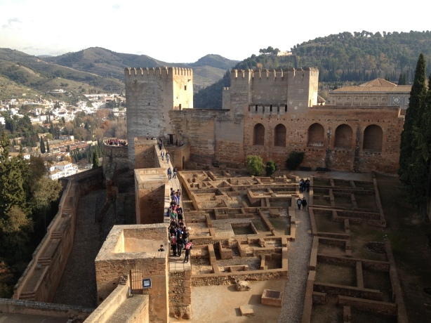 photo from Alhambra